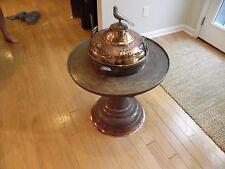 Vintage 5 piece copper hot pot/brazier