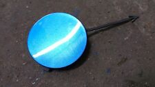 FORD KA MK1 02-08 REAR BUMPER TOWING/TOW HOOK EYE COVER/CAP/TRIM IN BLUE