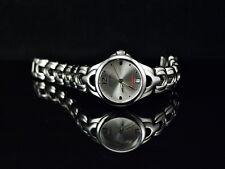 GUESS Women's WaterPro Sport Series Ladies Silver Dial SS  Watch