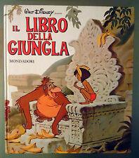 IL LIBRO DELLA GIUNGLA Walt Disney 1968
