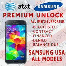 Factory Unlock Code for At&t Samsung Galaxy S7 S7 Edge SM-G930A SM-G935A NOTE 7