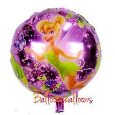 """Tinkerbell ballon 18"""" fête anniversaire fées fée princesse décoration"""