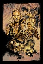 POSTER MAD MAX FURY ROAD CHARLIZE THERON TOM HARDY MEL GIBSON INTERCEPTOR #22