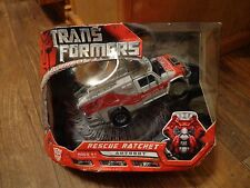 2007 HASBRO--TRANSFORMERS MOVIE--AUTOBOT RESCUE RATCHET FIGURE (NEW)