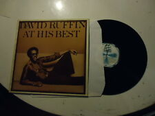 David Ruffin – At His Best - LP