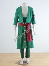 Anime One Piece 2 Years Later Roronao Zoro Cosplay Costume Halloween Custom-made