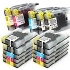 15x Ink Cartridge LC73 LC77 LC40 for Brother MFC J430W J432 J825DW J5910 Printer