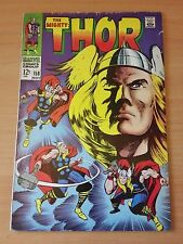The Mighty Thor #158 ~ FINE - VERY FINE VF ~ 1968 MARVEL COMICS