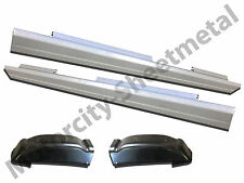 1999-07 CHEVY SILVERADO SIERRA  4DR CREW CAB ROCKER PANELS AND CAB CORNERS KIT