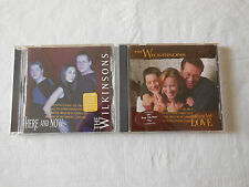 The Wilkinsons 2 CD Lot - Here And Now & Nothing But Love - FREE SHIPPING!