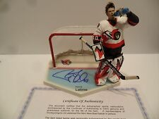 Patrick Lalime Autographed Ottawa Senators McFarlane COA NICE AUTOGRAPH!