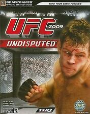UFC 2009 Undisputed Official Strategy Guide (Official Strategy Guides (Bradygame