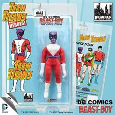 THE TEEN TITANS retro mego Series 2 BEAST BOY variant 8 INCH ACTION FIGURE NEW