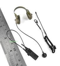 1:6 Scale Radio + Headset From Hot Toys SDU 3.0 Action Figure Set