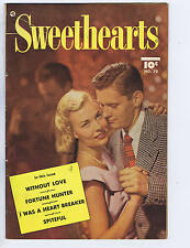 Sweethearts #70 Export Pub 1949 CANADIAN EDITION