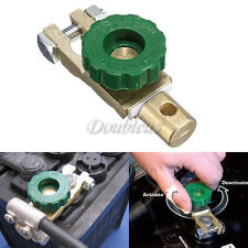 Car Van Boat Motorcycle Cut off Kill Switch Battery Terminal Disconnect Isolator