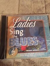 Sound & Sensation: Ladies Sing the Blues by Various Artists (CD, Jun-1999, NEW