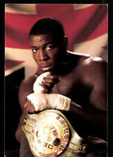 Frank Bruno WBC Champion TOP AK  +A 77292