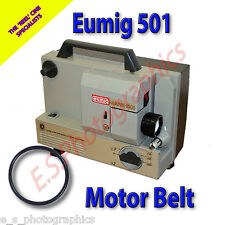 EUMIG Mark 501 8mm Cine Projector Belt (Main Motor Belt)