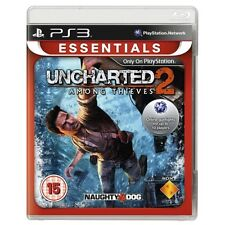 Uncharted 2 Among Thieves Game (Essentials) PS3 Brand New