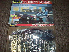 Revell 57 Chevy Nomad Skip's Fiesta 1/25scale Open