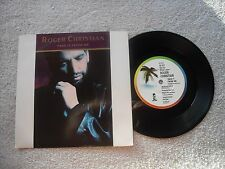 "ROGER CHRISTAIN TAKE IT FROM ME ISLAND RECORDS UK 7"" VINYL SINGLE in PIC/SLEEVE"