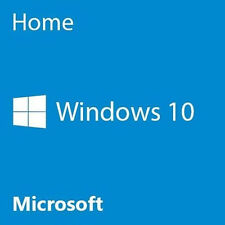 Microsoft Windows 10 Home 32 Bit System Builder OEM KW9-00186