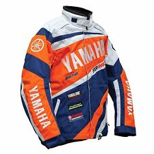 2016 YAMAHA RACE REPLICA SNOWMOBILE JACKET BY FXR BLUE XLARGE XL SMB-16JRR-BL-XL