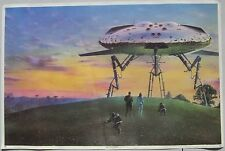 Sci Fi Alien Fantasy Star Wars Type Poster 1977 Bratn Wave
