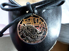 "JUICY COUTURE  ""LEAH"" BLACK BALLET SHOES  SIZE 7.5"