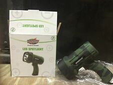 Compact Led Spotlight Hunting Interstate Batteries, Camo, 220 lumens, LIG8201