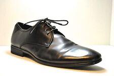 ALDO Grap Blucher Men's Lace-Up Black Dress/Formal Shoes, Size:10.5M,0037