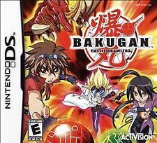 Bakugan Battle Brawlers (Nintendo DS) (DSI, 2DS, 3DS, NDS, XL) - BRAND NEW