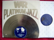 War - Platinum Jazz   Blue Note  D-LP