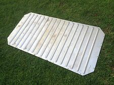 HOLDEN COMMODORE UTE VY VZ FUEL TANK ACCESS TUB PANEL LID COVER QUICKSILVER