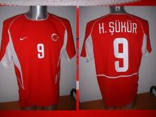 Turkey HAKAN SUKUR Nike Shirt Jersey Football Soccer Adult XL GALATASARAY Trikot