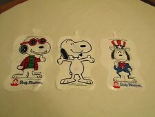 Dolly Madison (Hostess Brand) Snoopy Inflatables