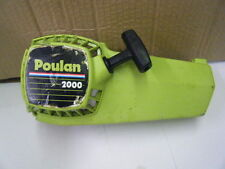 USED POULAN 2000 STARTER COVER