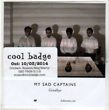 (EO402) My Sad Captains, Goodbye - 2014 DJ CD