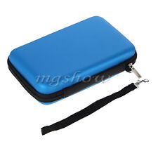 EVA Skin Carry Hard Zip Case Protective Bag Pouch Sleeve For Nintendo 3DS XL LL
