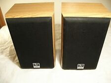 Infinity SL10 speakers, refoamed