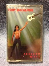 Cassette Tony Mcalpine Freedom To Fly  New