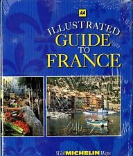 AA Illustrated Guide to France (with Michelin Maps)