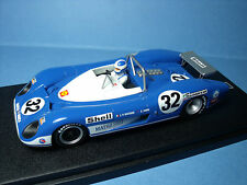 MATRA  660  LE MANS  1971  VROOM  UNPAINTED  KIT  1/43  NO  SPARK
