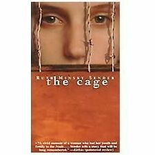 The Cage by Ruth Minsky Sender (1988, Hardcover)