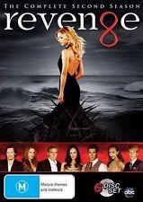 Revenge : Season 2 (DVD, 2013, 6-Disc Set)