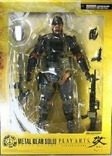 Used Square Enix Play Arts Kai METAL GEAR Vol.4 Snake Battle Dress Ver. Painted