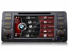 "EONON D5150ZE Autoradio GPS 7"" BMW E46 - Digital Touch Screen Multimedia Car DVD"