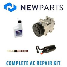 AC A/C Repair Kit With NEW Compressor & Clutch Fits Ford Ranger 1994 4.0L 3.0L