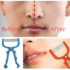 1pc Facial Hair Removal Handheld Threading Epilator Women Girl Face Beauty Tool